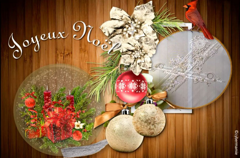 Carte Joyeux Noel A Envoyer Par Mail.Gilliodts Dentelle